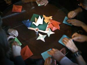 Мастер класс по оригами