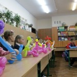 выездной мастер-класс по твистингу , мастер класс фигуры из воздушных шаров, мастер класс для детей, мастер класс для школьников, выездной мастер класс в детский сад