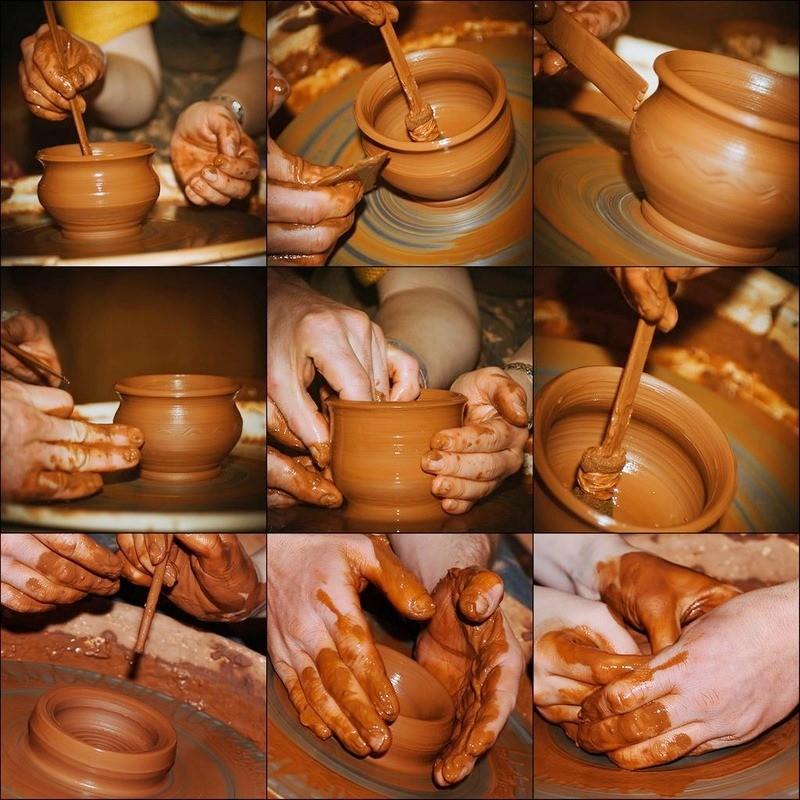 Мастер-класс керамика своими руками мастер класс 9