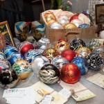 Мастер-класс роспись елочных шаров,Мастер-класс роспись елочных игрушек