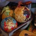 роспись елочных игрушек мастер класс, мастер класс на новый год, заказать мастер класс для детей